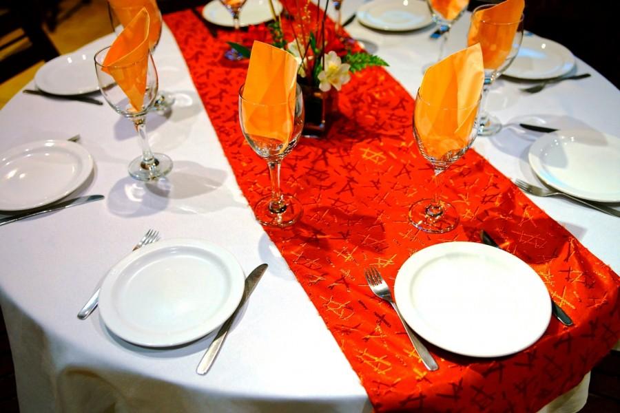 Terracota y Naranja