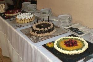 Postres y mesa dulce