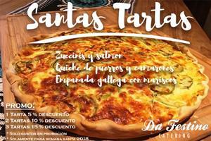 Santas Tartas